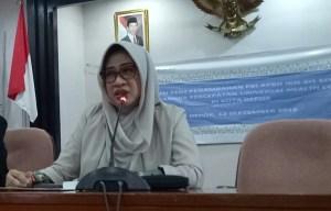 Kepala BPJS Kesehatan Cabang Kota Depok,  Maya Febriyanti Purwandari.