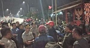 Dua kelompok ormas bentrok di Cinere, 3 orang terluka.