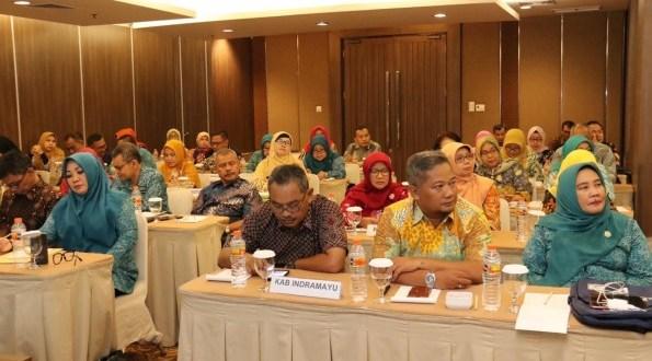 Depok menjadi tuan rumah pertemuan advokasi dan IPV Jawa Barat.