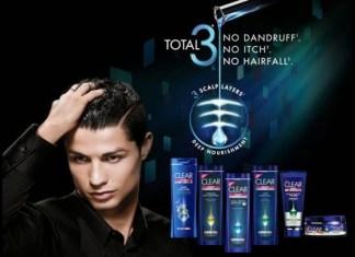 Beragam Varian Clear Men Untuk Perawatan Rambut Pria