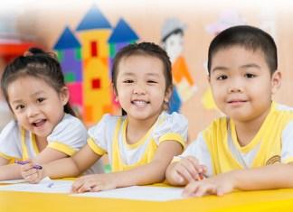 ciri perkembangan anak