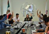 Consejo General designa nuevo Órgano de Enlace para atender asuntos del Servicio Profesional Electoral Nacional entre el IEE y el INE.