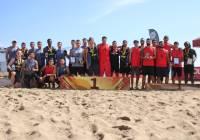 Premia Gobierno Estatal a campeones de la Copa de Balonmano de Playa, Volcán 2020