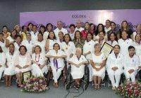 Reconoce Gobierno del Estado a destacadas docentes con 40 años de servicio