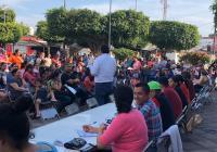 Avanza el programa social de calzados escolar gratuito impulsado por el alcalde Rafael Mendoza