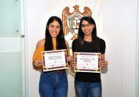 Alumnas de la UdeC destacan con su proyecto de tesis en encuentro regional de psicología