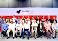 Gobernador entrega reconocimientos  del Premio Tepezcuintle 2020
