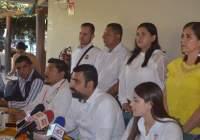 El presidente Rafa Mendoza anuncia operativo de salud para prevenir el coronavirus en Cuauhtémoc