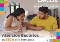 Ayuntamiento de Colima entregará a beneficiarios de becas municipales, el recurso a domicilio.
