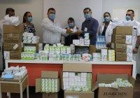 Por COVID-19, Carlos Carrasco y su equipo dona $ 36,500 pesos en médicamentos para hospital de Ixtlahuacán