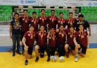 Logran deportistas colimenses de handball el campeonato y el bronce en Copa Jalisco