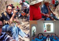 Fallece peregrino de Armería que por primera vez iba a Talpa caminando a pagar manda