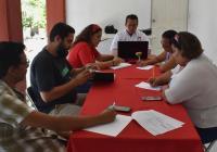 El comité municipal del PRI en Armería, el primero en entregar su Plan Estratégico rumbo a la contienda electoral en el 2021