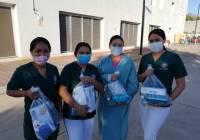 UdeC prioriza seguridad de sus pasantes en el área de la salud, en Manzanillo