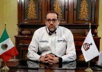 Gobernador condena privación ilegal de la libertad de la diputada Anel Bueno