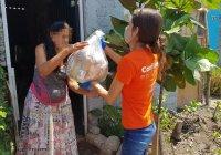 Padrón de 108 adultos mayores en situación de vulnerabilidad que atendemos, continúan recibiendo alimentos en sus hogares: Azucena López Legorreta