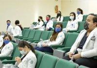 Continúa protegiendo UdeC salud de sus pasantes de Medicina