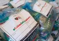 Gobierno del Estado entrega despensas a 10 mil colimenses