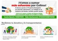 Transparenta Gobierno del Estado donativos de la sociedad