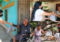 Entrega Reina de Ixtlahuacán 60 despensas a personas con discapacidad con el respaldo del Alcalde Carlos Carrasco