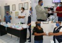 Carlos Carrasco y cabildo donan nuevamente medicamentos a centros de salud de la zona rural de Ixtlahuacán