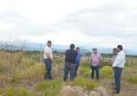 Con la próxima inauguración de pozo profundo en Quesería; la colonia ejidal tendrá agua para el desarrollo de viviendas