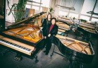 Dúo Petrof presidirá asociación mundial de dúos de piano