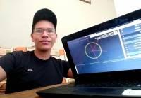 Participan alumnos de la UdeC en análisis de datos del Gran Colisionador de Hadrones