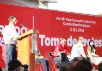 Fortalecer al PRI es fortalecer a Colima: JIPS