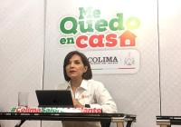 Salud Colima pide a la gente no relajar medidas de prevención