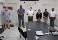 Secretario de Seguridad se reúne con vecinos de Colima y Villa de Álvarez