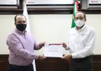 Gobernador ratifica compromiso  con la transparencia y rendición de cuentas