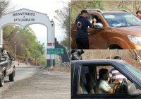 Pide el presidente Carlos Carrasco a la población de Ixtlahuacán no bajar la guardia en las medida de sana distancia por COVID-19