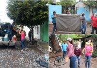 Inició en Ixtlahuacán la semana de descacharrizacion como prevención del dengue