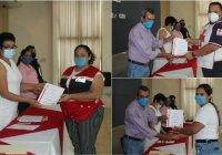 Reconoce Cruz Roja Armería a socorristas voluntarios por su día social