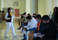 Con la jornada de Donaciones Itinerantes el IMSS busca mantener estables sus reservas de sangre