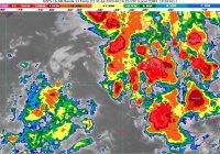 Onda tropical No. 22 ocasionará lluvias en Jalisco, Colima, Michoacán y Nayarit