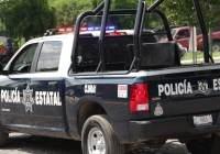 Fuerzas estatales detienen a un hombre y una mujer por robo