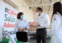 Entrega Gobernador 15 ventiladores más para atención de pacientes Covid-19