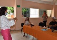 Azucena López Legorreta presentó a Fundación Adriana Castañeda proyecto integral de CaraCol