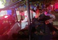 Policías estatales capturan a pareja que hurtaban viviendas en la colonia Magisterial, en Colima