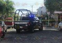 Motosicarios ejecutan a un hombre en la colonia José Pimentel Llerenas, en Colima
