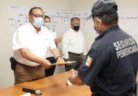 De manera póstuma Otorgan presea Dr. Sergio García Ramírez a oficial de seguridad del Cereso Colima