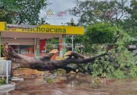 De ser necesario se habilitarían hasta 27 refugios temporales por el paso de Dolores en Colima