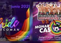 """Habrá marcha LGBTTTIQ+ en Tecomán; """"Wapayasos"""" estarán presentes en partido de fútbol"""