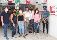 Manzanillo ponen en marcha el módulo de servicios Amigables en Salagua