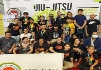 12 medallas obtuvo la Academia de Jiu Jitsu Team México Titanes