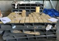 Semar decomisa 2.5 toneladas de metanfetamina en Baja California
