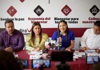 Deuda y déficit financiero serán investigados; no habrá impunidad: Indira Vizcaíno