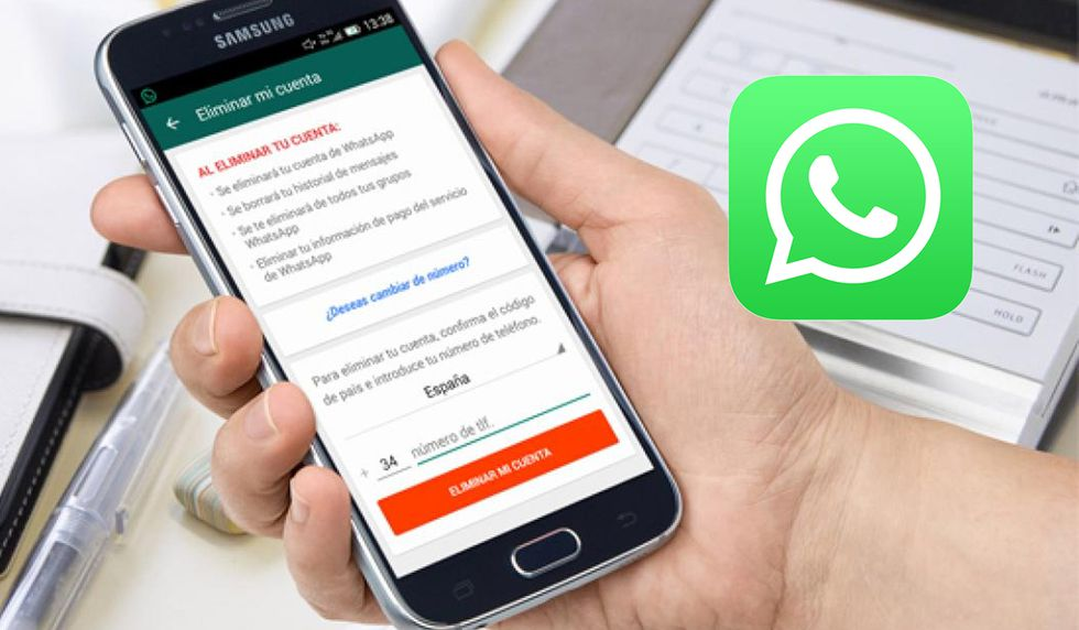 Do you want to delete your account for life? So these are the WhatsApp steps you should do. (Photo: WhatsApp)